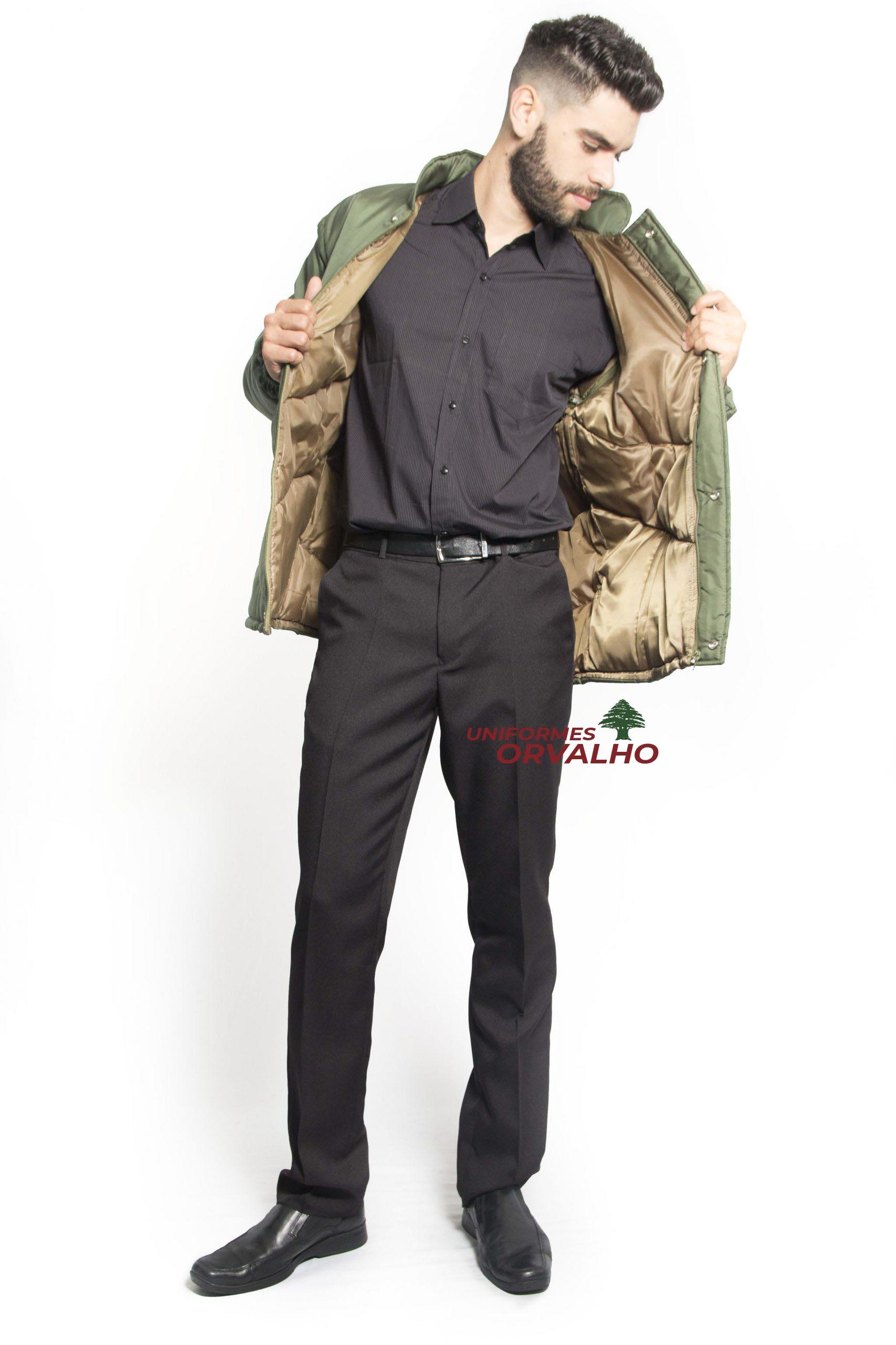 jaqueta/colete profissional